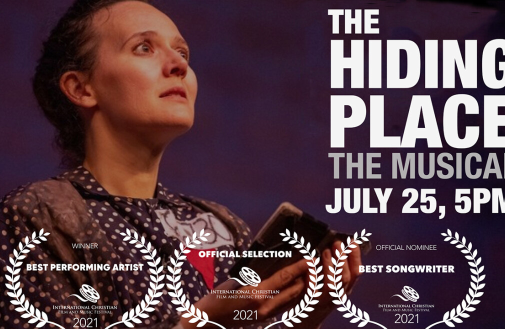 """Shining Light Players: """"The Hiding Place"""""""